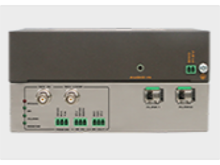 HS-SDI-D-F / TX-ASI-SDI双链路光纤发送终端