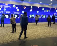 酷炫的超大拼接屏触摸,上海精研电子助您实现!
