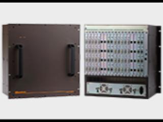 HDC 3600-4路模块化矩阵切换箱