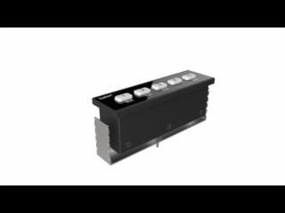 WIS-128-电子有线投票表决系统