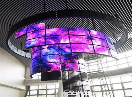 国内首例——LG OLED曲面屏项目进驻华数数字电视产业园