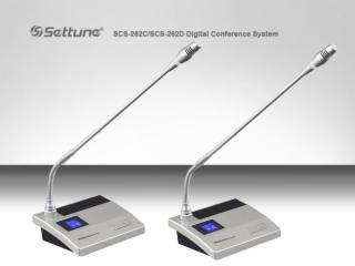 SCS-282-數字手拉手會議系統