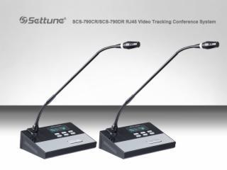 SCS-790CR/DR RJ45多功能视像会议系统话筒单元-SCS-790图片