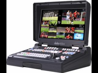 HS-2850-Datavideo洋銘 HD/SD 8-12通道便攜式移動演播室