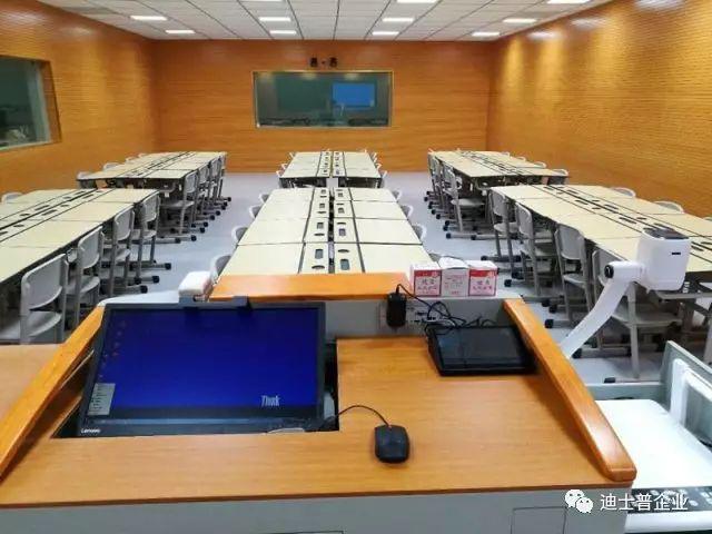 """迪士普高清录播系统""""闪耀""""江苏中学图片"""