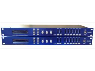 DP260/DP26-数字音箱处理器