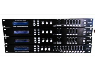 2进6出数字音频处理器-数字音频处理器/数字处理器/音箱处理器/数字周边/音频处理器/数字音箱处理器