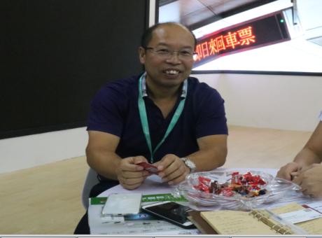 深圳安博会:专访大族元亨光电总裁王占明先生