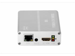 H8118-海威单路高清编码器 h.265编码器