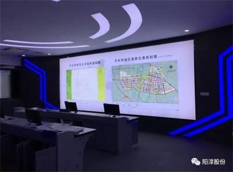 阳淳智慧交通指挥中心解决方案助力安徽智慧交通数据平台建设