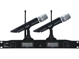 无线麦克风-Q-1000图片