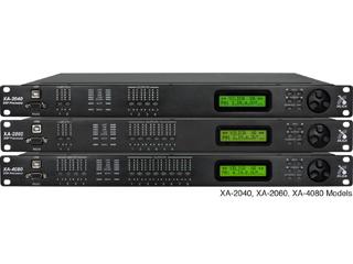 XP-4080 Firmware 9.10-数字音频处理器