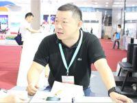 深圳安博会:专访寰视科技副总经理兼营销总监邓泓海先生