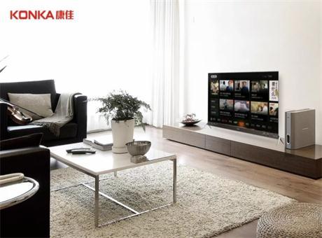 康佳人工智能电视A1全国发售,各地再掀追逐热潮