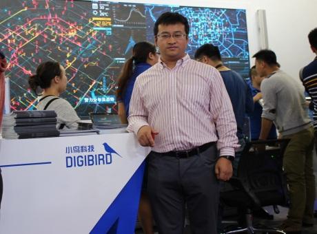 深圳安博会:专访小鸟科技技术总监李永志先生