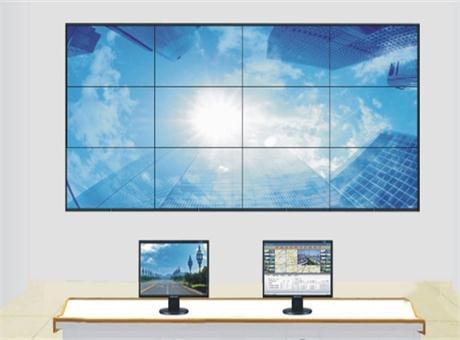 """中电视讯CECV""""云联""""分布式DLP大屏幕拼接显示系统——分布式拼接系统技术方案"""