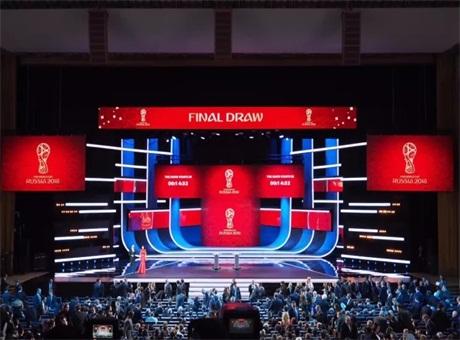 与普京同台出席世界杯抽签会!这一次,艾比森真的666……