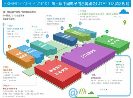 CITE2018见证中国显示产业腾飞图片