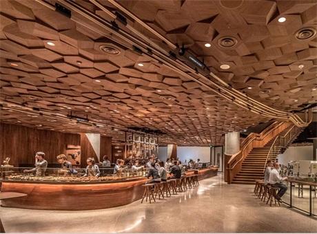 快思聪携手星巴克打造国内首个臻选咖啡烘焙工坊