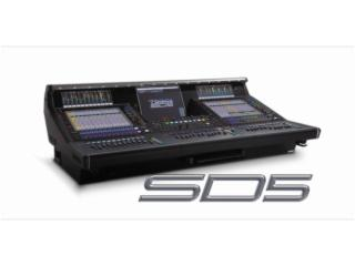 SD5-DIGICO 调音台 SD5