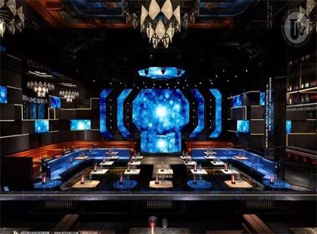 【合和音响 案例分享】走进花都第一家最具娱乐精神的电音派对酒吧