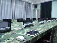 雷蒙电子为安徽亳州武警作战指挥中心打造现代化数字会议室