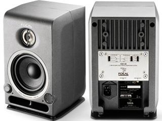 CMS40-紧凑监听扬声器