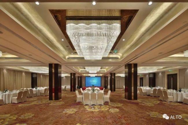 ALTO助力尊悦豪生打造高端品牌酒店