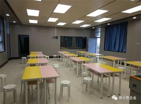 迪士普录播系统成功部署佛山顺德桂畔小学!