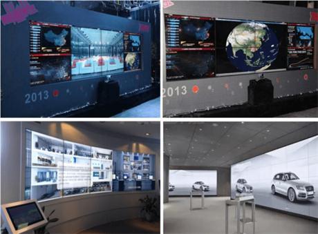 杭州向正科技——多屏联动系统