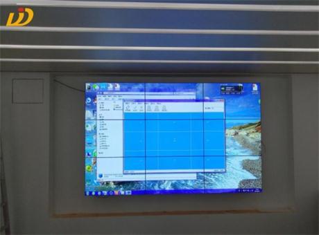 帝艾帝46寸液晶拼接屏打造一流的会议显示解决方案