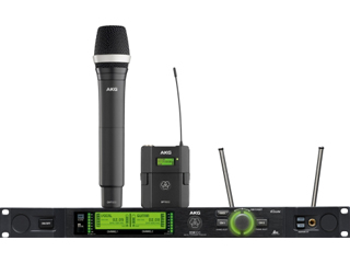 DMS800-參考級數字無線話筒系統