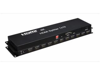 BK-SP110-HDMI 4K分配器1分10