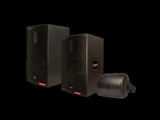 PFF6-双音路全频音箱