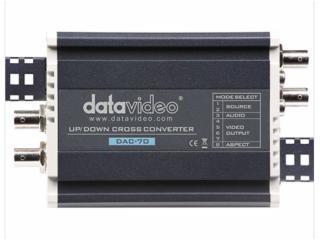 DAC-70-洋铭DatavideoHD/SD视频格式转换器DAC-70