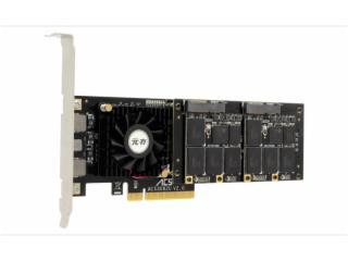 P3000-XXX-PCI-e 3.0 2U高速固態存儲卡