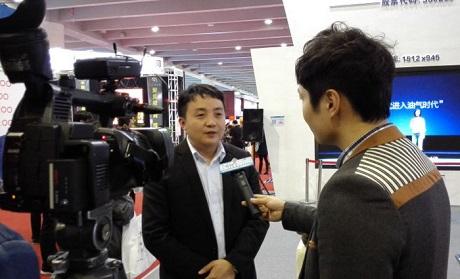 专访联建光电股份有限公司国内营销副总郝明军先生