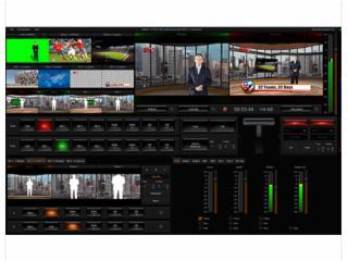 TVS-100A-洋銘數碼Datavideo虛擬演播室系統TVS-100A