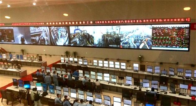 国家能源战略布局中的显控系统获赞誉