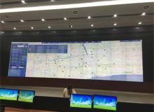 GQY江西省公安厅指挥中心大屏幕显示系统技术解决方案