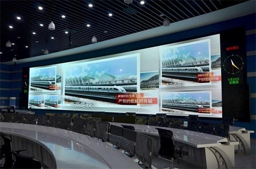 大华室内小间距LED无缝大屏显控系统设计方案