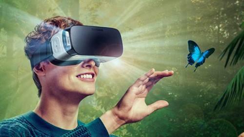 基于LED小间距的VR可视化解决方案图片