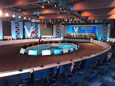 公信出品闪耀CELAC拉美首脑峰会