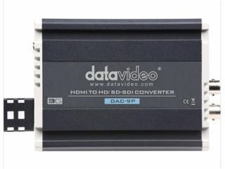 DAC-9P-洋铭Datavideo 视频转换器DAC-9P