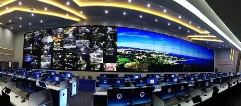AVCIT 魅视DS3.0分布式助力厦门公安126块大屏中央指挥中心