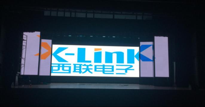 """西联电子魔格K系列的""""画面裁剪""""功能在LED屏中的应用"""