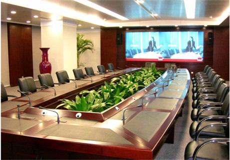 一禾音视频科技会议室音响系统解决方案