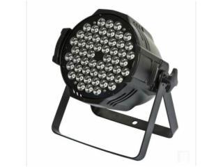 三合一54X3-全彩三合一3W54颗 LED不防雨帕灯