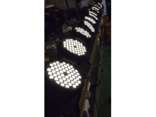 54X3面光 暖白光-暖白光3W54颗LED不防雨帕灯