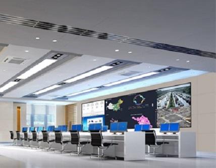 Voury卓华微间距LED大屏幕拼接显示系统设计方案